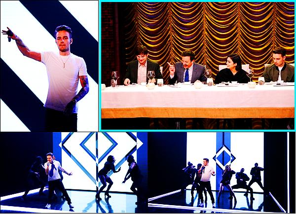 -   22/06/2017   ▬ Notre Liam Payne était sur le plateau du Tonight Show présenté Jimmy Fallon sur NBC. Plus -Notre beau chanteur a aussi performé sur le plateau de la chaine de télévision, j'adore le style de Liam ! Tu aimes? Top ou flop?    -