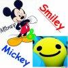 Smiley-Mickey