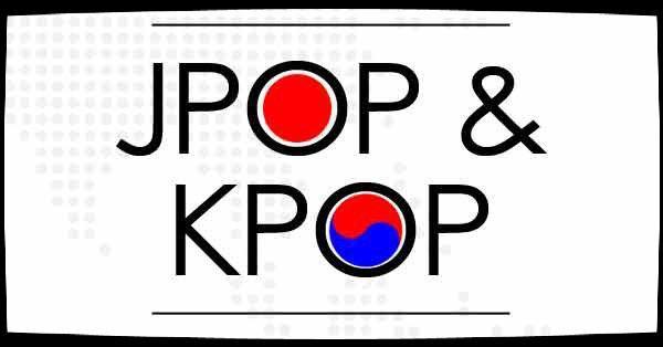 Jpop et Kpop