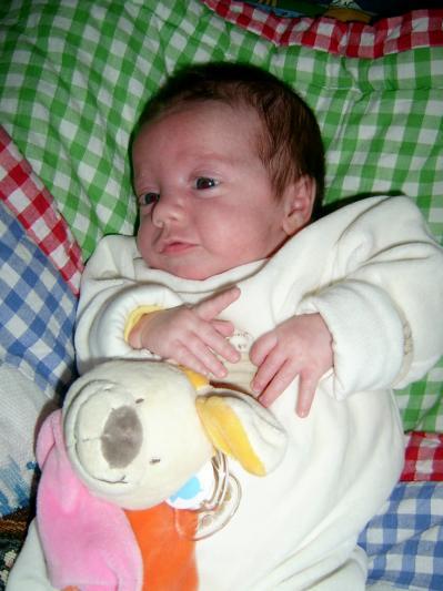 Jour de notre naissance...09 Decembre 2006