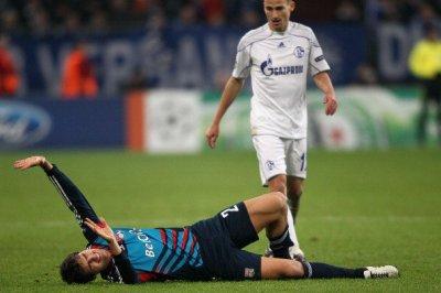 Yoann blessé =,,,,,,(((