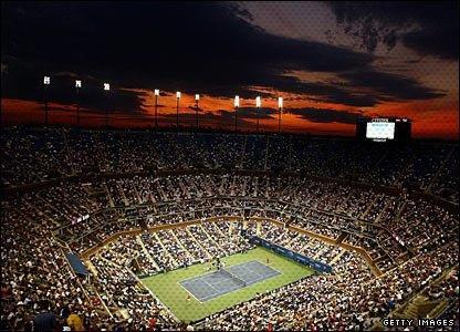 US Open 2012, préface.