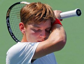 US Open 1er tour : Pas de miracle pour David