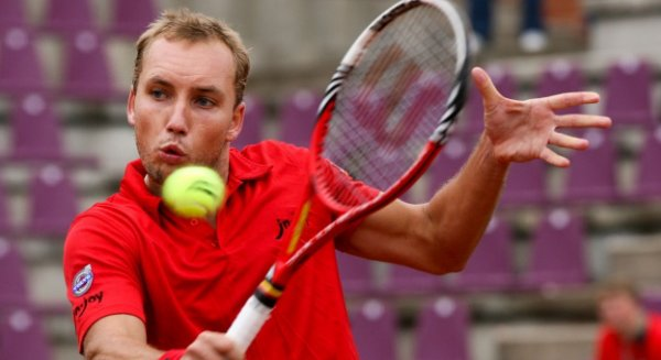 Coupe Davis match 1 : Darcis vs Ryderstedt