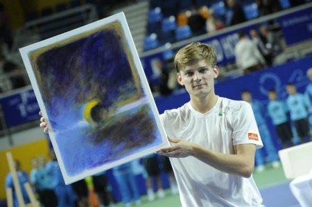 David remporte le Challenger d'Orléans !