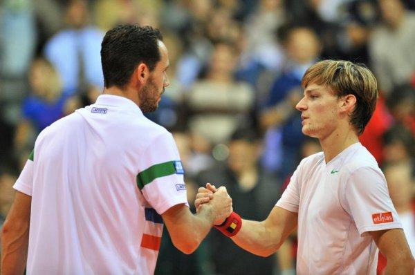 Ethias Trophy :  Immense désillusion pour David
