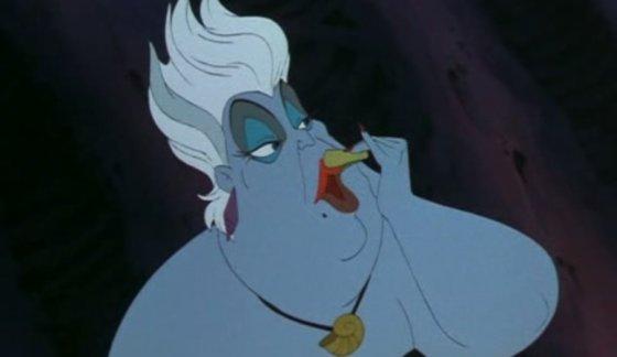 Méchants et méchantes chez Disney :
