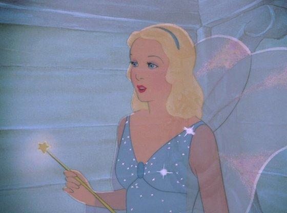 personnage dans « Pinocchio » : La Fée Bleue