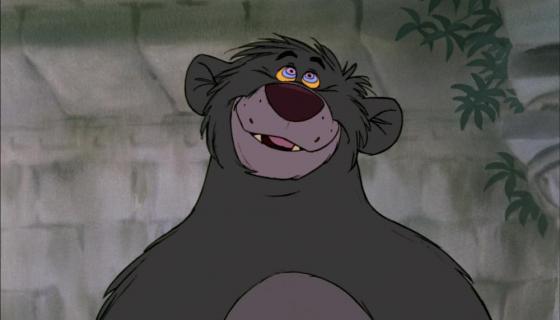 Personnage Dans Le Livre De La Jungle Baloo We Love