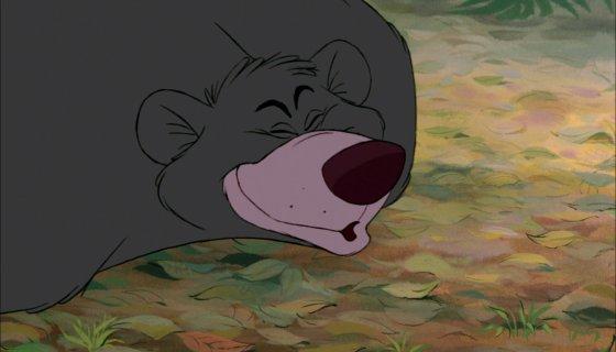 personnage dans « Le Livre de la Jungle » : Baloo