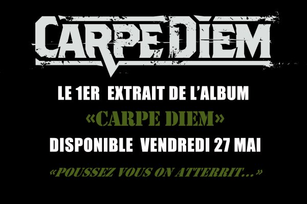 1er EXTRAIT DU NOUVEL ALBUM DE CARPE DIEM .ıllılı. Facebook Groupe Officiel .ıllılı. Fan Facebook Officiel .ıllılı.