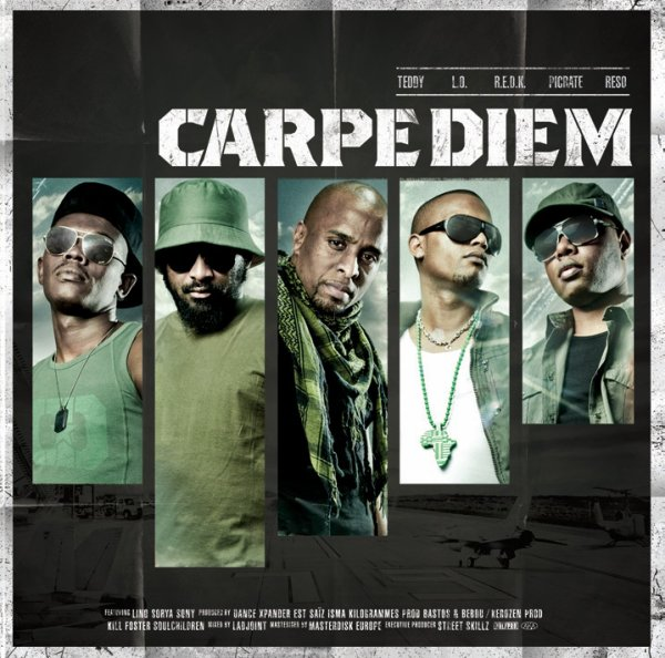 CARPE DIEM / Progresse (2011)