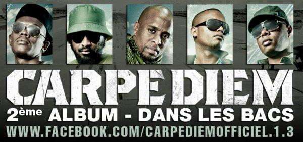 CARPE DIEM / Rimes sur écoute (2011)