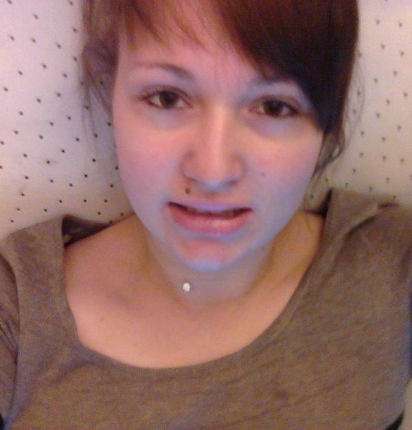 Aurélie, 19 ans, Complètement Amoureuse ♥
