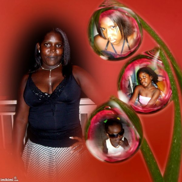 Voici ma familly