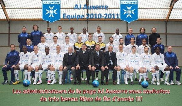 l équipe 2010 2011 sisi en force