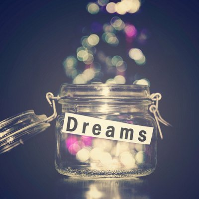 I have dreams and would do anything for them happen.♥