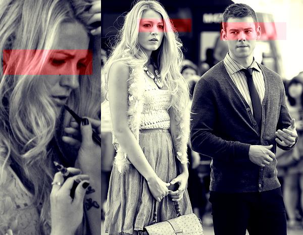 Gossip Girl : photos du tournage les 31 août, 1er et 7 septembre.