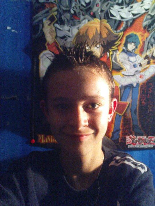 moi a 14ans