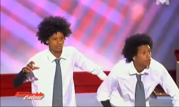 LES TWINS- STARTED FROM THE BOTTOM