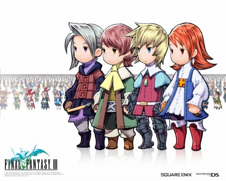 Jeux Final Fantasy