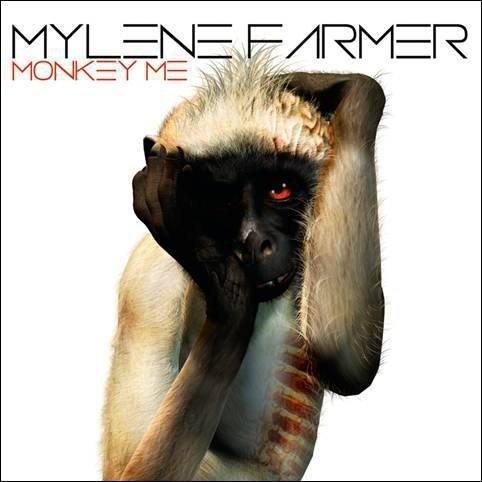 """Nouvelle pochette pour le single """"Monkey Me """""""