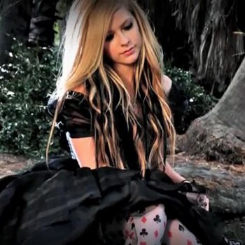 parole:alice in wonderland par avril lavigne!