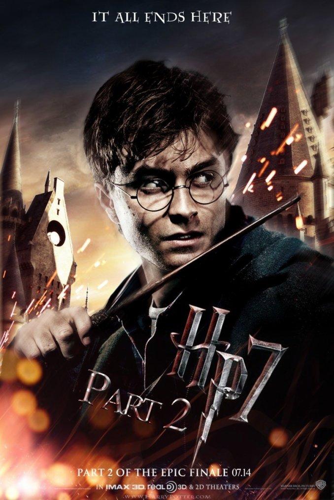 Harry Potter ...
