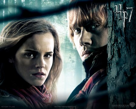 Emma Watson & Ruppert Grint