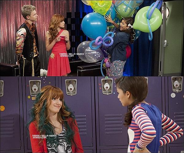 """29 janvier 2012 Deux nouveaux stills de l'épisode 2x12 """" Split It Up! """""""
