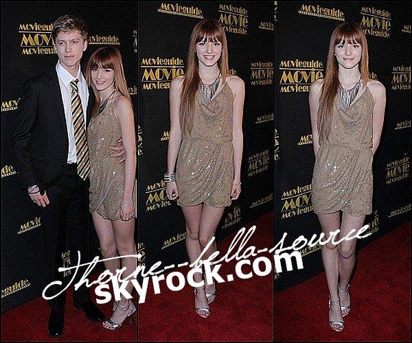 10 Fevrier 2012  Bella etait au Guide Movies Awards ! TOP OU FLOP ?