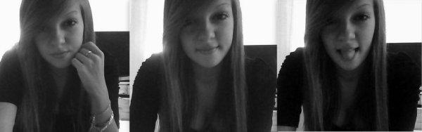 Tu ne t'ai même pas retourne, tu n'a pas du, voir toute mes larmes coulées, tu n'a pas du m'entendre criée, criée tout bas que je t'aimais..