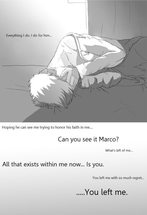 Fanart #1 : Jean x Marco