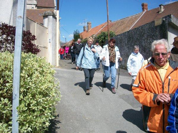 marche  Bourg et Comin