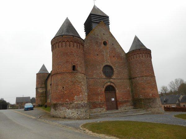 Origny Ste Benoite