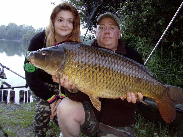 petit session a pimprez du 12 07 2014 au 14 07 2014 avec ma fille kim poste 10 avec 2 fish a la cles commune de 14 kg et une miroir de 13 kg session dificille avec le mauvais temps