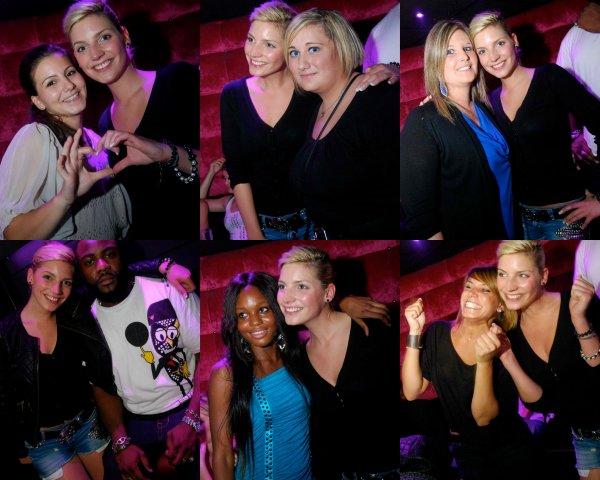 23 Septembre: Nadège au Vegas Pub avec Thomas, Fanny & Julien ! Une partie séance dédicace pour les mineurs et la partie soirée !