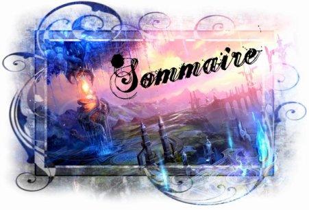 Petite présentation de moi et mon blog  + Sommaire