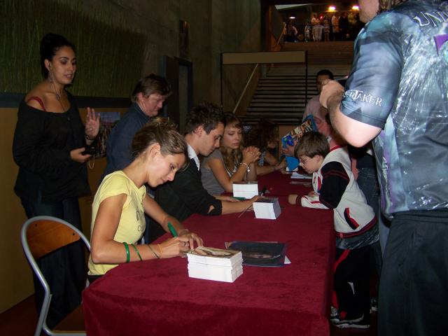 star autographe