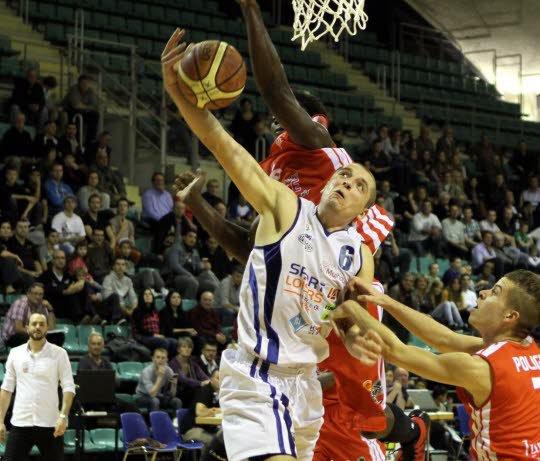 Basket-ball Ce FCM peut être injouable