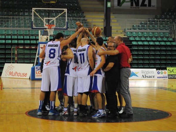MBC-LACHAririté basket 58 (01-02-2014)