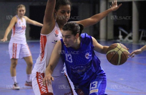 BASKET NALL – Nationale 2 F Le FCM l'emporte