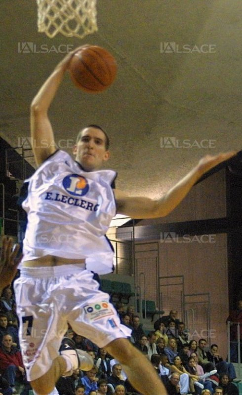 Basket-ball Pistre, le nouvel homme fort