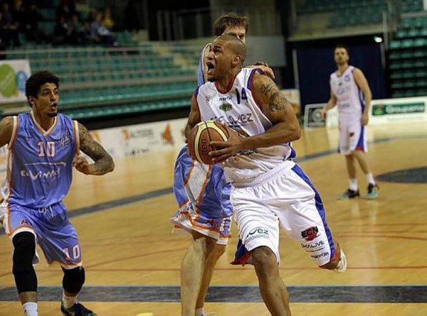 Basket-ball - 23e journée de Nationale 1 FC MULHOUSE - RUEIL