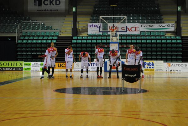 FCM Basket 72 Vendée Challans 80
