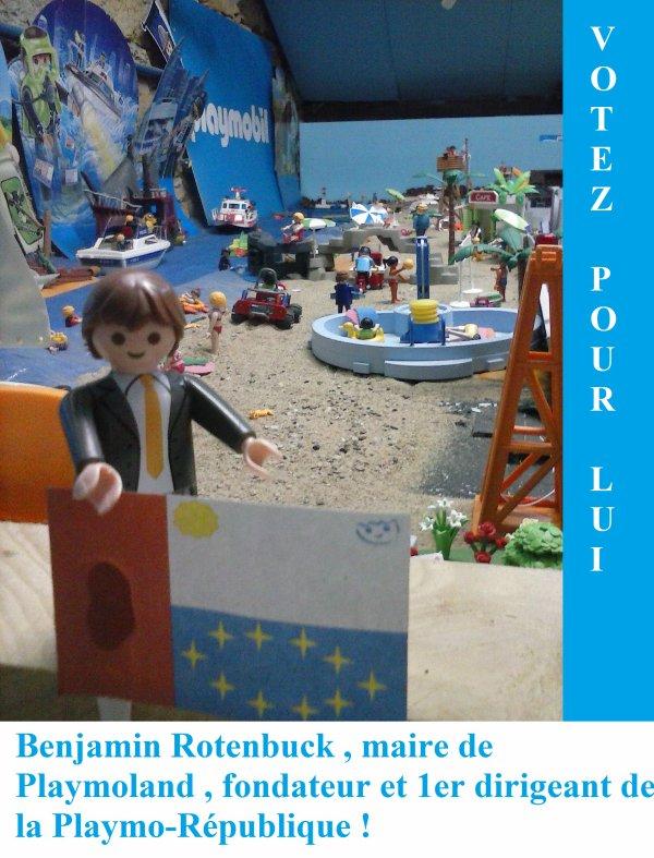 Election de la Playmo-République .