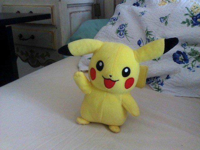 Pikachu (peluche)