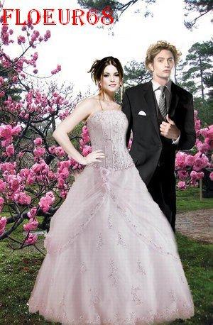 mariage d'Alice et de Jasper