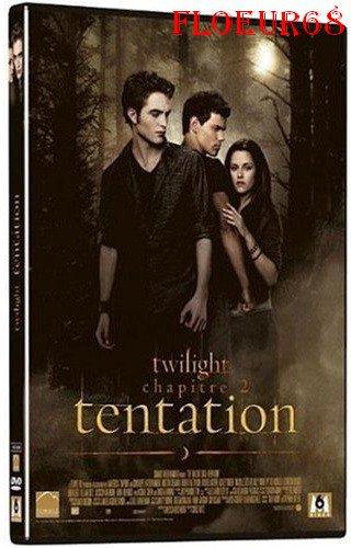 le film de twilight tentation