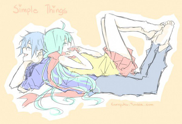 Images Kaito&Miku